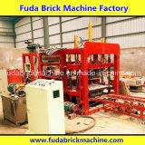 Bloco de cimento automático do preço do competidor que faz a máquina com sistema hidráulico