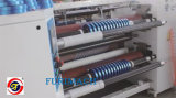 ISO9001の自動Four-Shaft Turret Exchange Film Slitter Rewinder: 2008/CE
