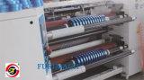 Автоматическое Four-Shaft Turret Exchange Film Slitter Rewinder с ISO9001: 2008/CE