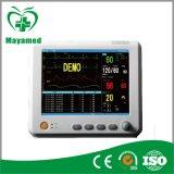 Parámetros del hospital 6 de My-C004A precio portable del monitor paciente de 8 pulgadas