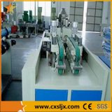 Máquina de tubos de PVC duplo de 16-50mm para condutas de cabo elétrico
