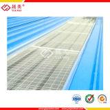 Hoja del material para techos del policarbonato de Lexan (YM-PC-039)