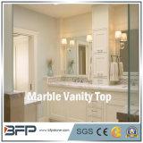 Marmo Polished naturale personalizzato per il controsoffitto di vanità