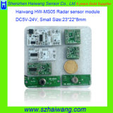 LED 점화를 위한 12V 24V 도풀러 레이다 동작 탐지기 모듈