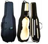 Fournisseur de certificat de BV/SGS---Caisse dure de violoncelle de mousse légère superbe bon marché de la Chine