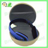 Caisse d'écouteur d'EVA de forme ronde avec la garniture intérieure d'EVA (JHC018)