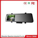 H. 264 leva F26 Car DVR Black Box de Dash con Full HD 1080P Dual Camera Dual Lens y Rearview Mirror
