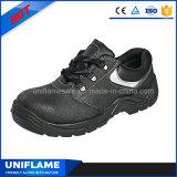 Стильная промышленная кожаный обувь Ufa017 работы ботинок безопасности