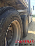 Band van de Vrachtwagen van de Band van de Vrachtwagen van Superhawk 9.00r20 de Radiale Op zwaar werk berekende