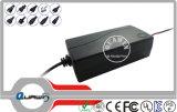 chargeur de paquet de batterie de 18.25V 3A LiFePO4