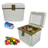 소형 어업 냉각기 상자 온도 절연제를 위한 10 리터