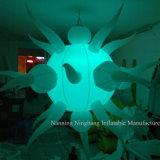 Étoile gonflable de publicité gonflable chaude de vente avec l'éclairage LED pour l'événement
