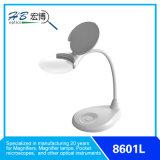 Tisch Stander Vergrößerungsglas-Lampe