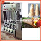 Cone quente da pizza do aço inoxidável da venda que faz a máquina