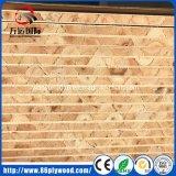 Vernisje Blockboard van de Kern van de Pijnboom van de populier het Eiken van Shandong