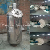 refinaria de petróleo crua da planta da refinaria de petróleo do feijão de soja 2t/D mini