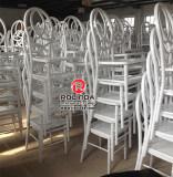 Новый стул Феникс стула Тиффани смолаы золота конструкции