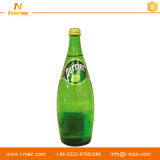 Подгонянный ярлык пластичного напитка бутылки воды слипчивый