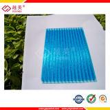 Feuilles de toiture en serre Feuilles en polycarbonate Lexan Garantie de 10 ans Feuille de polycarbonate incassable