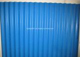 Acero acanalado duro lleno de alta resistencia del material para techos con la capa del color