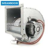 12-12 ventilador centrífugo de la entrada doble para la ventilación del extractor del aire acondicionado