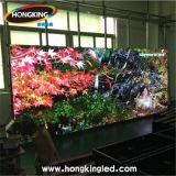 Nueva visualización de pantalla publicitaria a todo color de alquiler del producto P6 LED