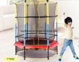 Trampoline малышей высокого качества дешевый большой с скача циновкой