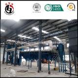 Equipo de producción activado 2017 del carbón