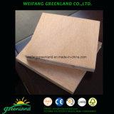 E1 pente, panneau de bloc de film d'Okume de qualité/panneau bloc de Melamined/panneau stratifié de bloc 1220X2440mm