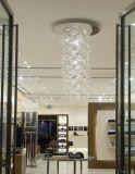 Md2152c -860 . جودة عالية السقف ضوء الحديث زجاج مصباح السقف