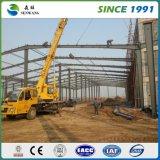 山東の低価格の金属の構造のプレハブの鉄骨構造の倉庫