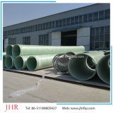 Il drenaggio delle acque di rifiuto di norma ISO Convoglia i tubi di FRP