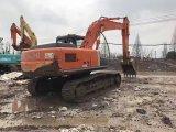 Escavatore utilizzato molto buon Hitachi Zx 210-3G del cingolo di condizione di lavoro (fatto in 2012)