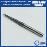 Торцевая фреза карбида высокого качества твердая для подвергать механической обработке CNC