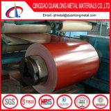 La qualité principale Dx51d a enduit la bobine d'une première couche de peinture en acier galvanisée