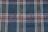 Tela teñida hilado de la tela escocesa de T/R, 63%Polyester 34%Rayon 3%Spandex, 235GSM