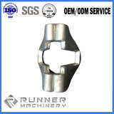 Pieza de maquinaria del metal de hoja de la fabricación de la fabricación del CNC del ODM del OEM que trabaja a máquina