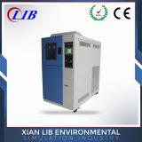 Compartimiento ambiental electrónico de la simulación del choque termal