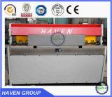 Mechanische hohe Präzisions-Guillotine-scherende Maschine, hohe Präzision cuttng Maschine