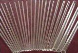 Tubo de extractor del vidrio de cal sodada de la alta precisión