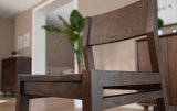 Cadeiras de madeira contínuas do computador (M-X2144)