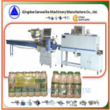 Машина упаковки Shrink изготовления Китая автоматическая (SWC-590+SWD-2000)