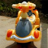 طفلة أرجوحة سيارة يبرم سيارة
