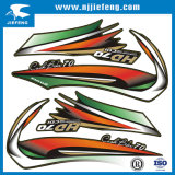 Étiquettes de collant pour le véhicule de moto électrique