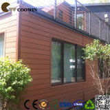 Facile installer le revêtement/panneau Anti-UV imperméables à l'eau de mur de l'extérieur WPC