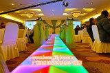 1m*1m het Nieuwste Product RGB 3in1 Dance Floor met het Stadium Lichte Patry van de Disco van de Muziek DMX512