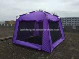Быстро - установленный вверх автоматический сь шатер может быть сильн и конюшни в песке ветра и пляжа