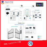 """Telefone prendido do IP 7 """" Videodoor do TCP para um edifício/casa de campo"""