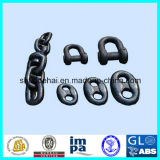 끝 Shackle 또는 Kenter Shackle/Swivel Shackle