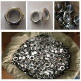 広州の製造者からの亜鉛によってめっきされる六角形ナット
